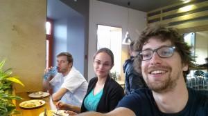 Breakfast with Liubov