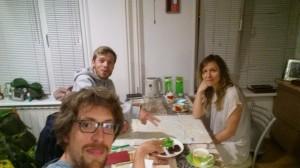 Jules, Brecht, Yulia